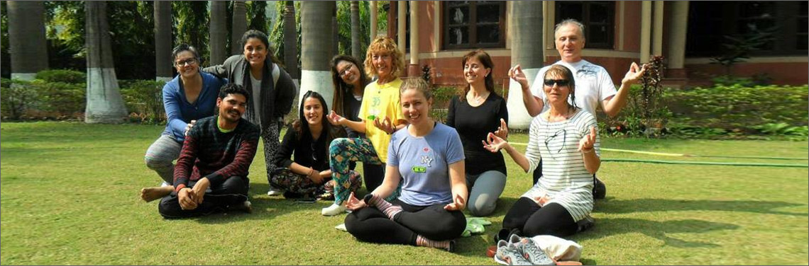 YOGA THERAPY AND AYURVEDA COURSE